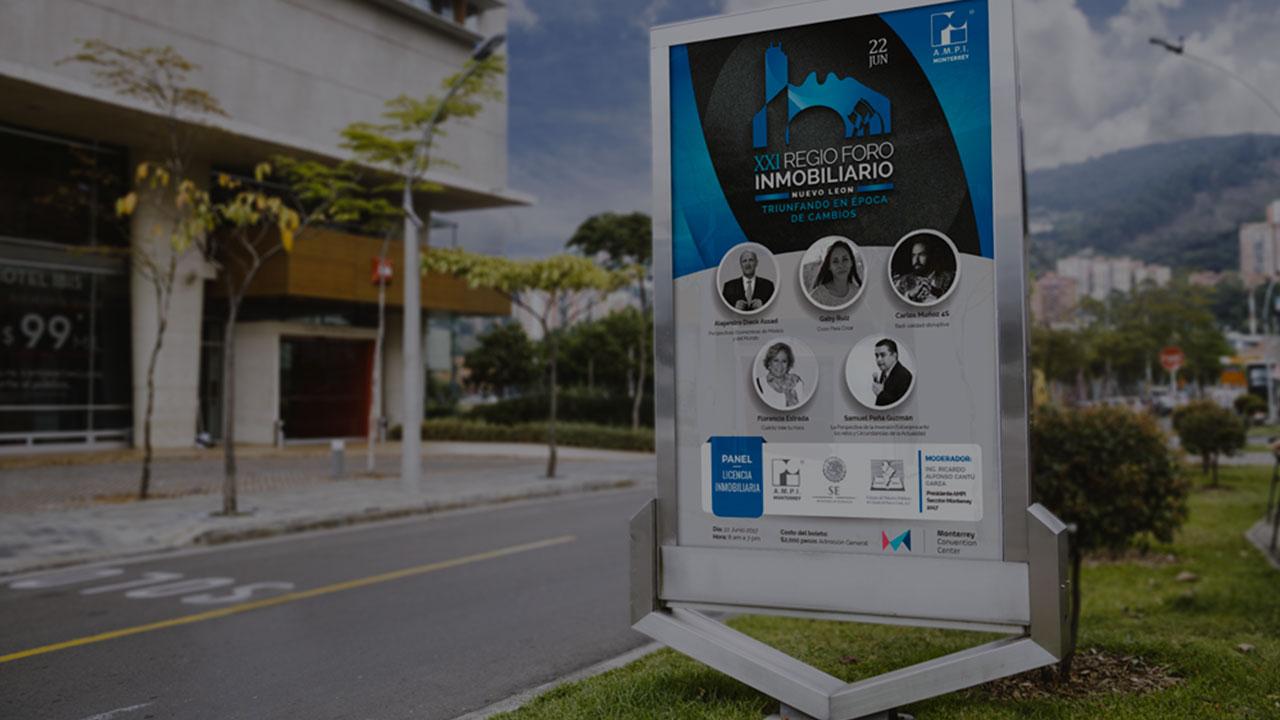 Diseño y Publicidad Regio Foro Inmobiliario